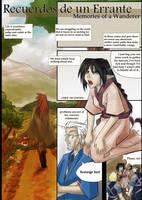 Comic page 1 by javierbolado