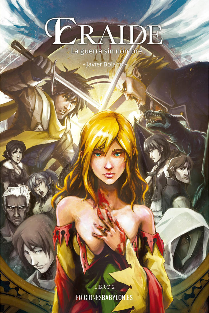 Eraide, The War without Name by javierbolado