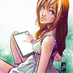 Eliel in modern outfit