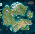 Anima: Mapa Gaia
