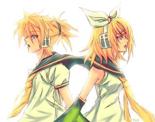 Vocaloid: Synchronization by manreeworks