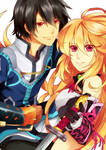 Tales of Xillia: Jude and Mira