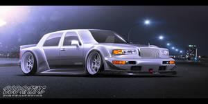 Lincoln Town Car I ddd racing I