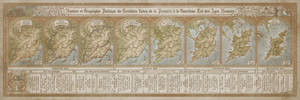 Map of Istia Through the Ages