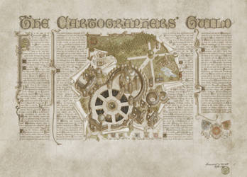 The Cartographers' Guild