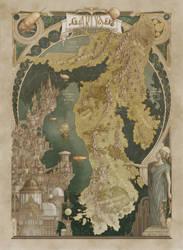 Map of Arlys
