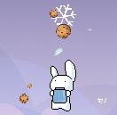 its rainning cookies... by comicgirl16