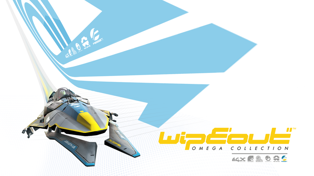 WIPEOUT OMEGA COLLECTION - HD WALLPAPER 07- Feisar by JJteam
