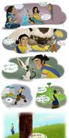 Meaningless Avatar comic