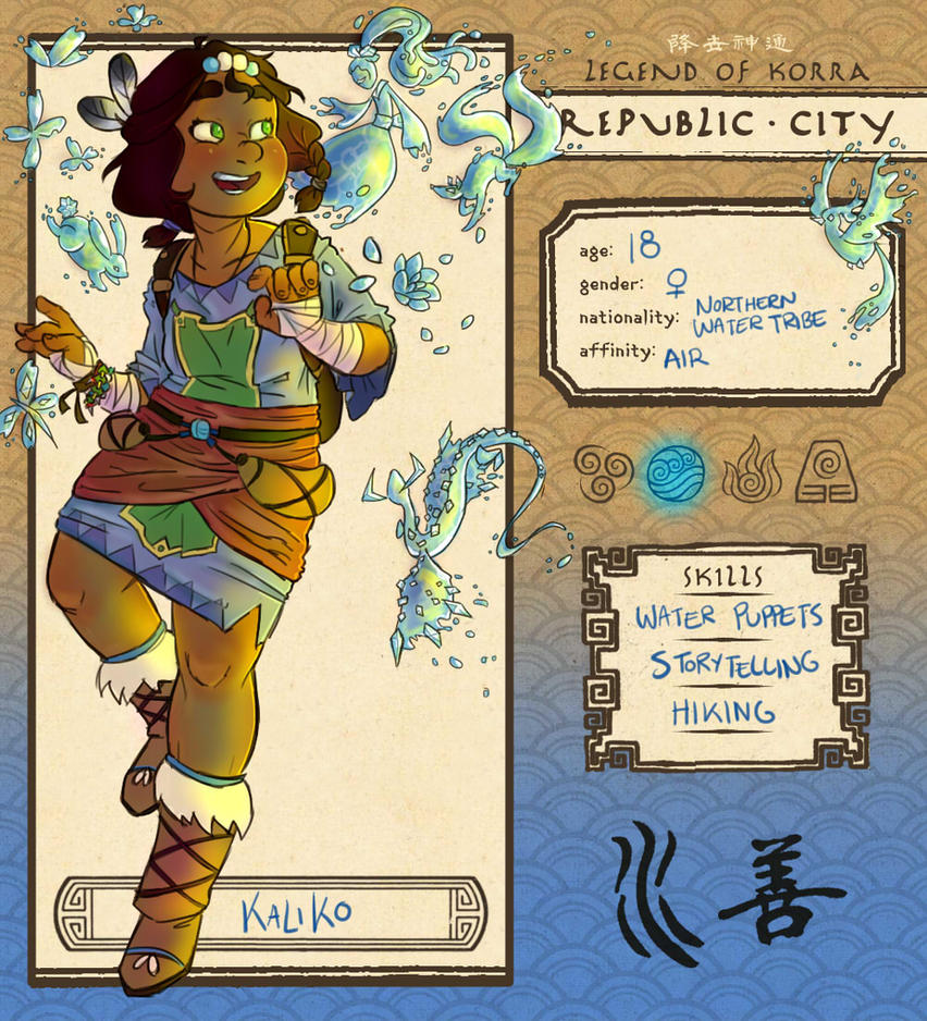 RC: Kaliko app (new version) by eyesandfingers