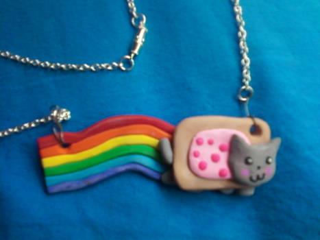 Nyan Cat Necklace