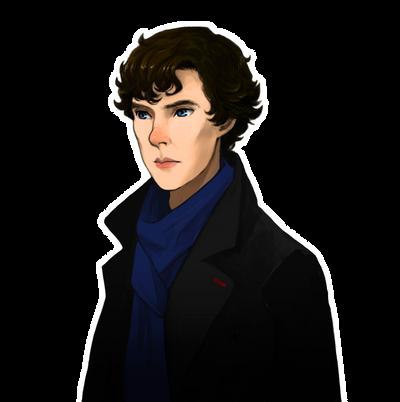 Sherlock Holmes by Heeeunee