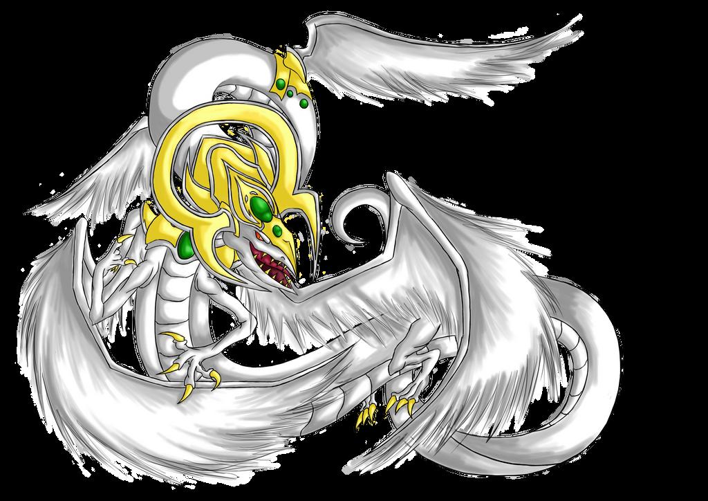 Light End Dragon by LightEndDragon