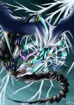 Commission-Thunder End Dragon
