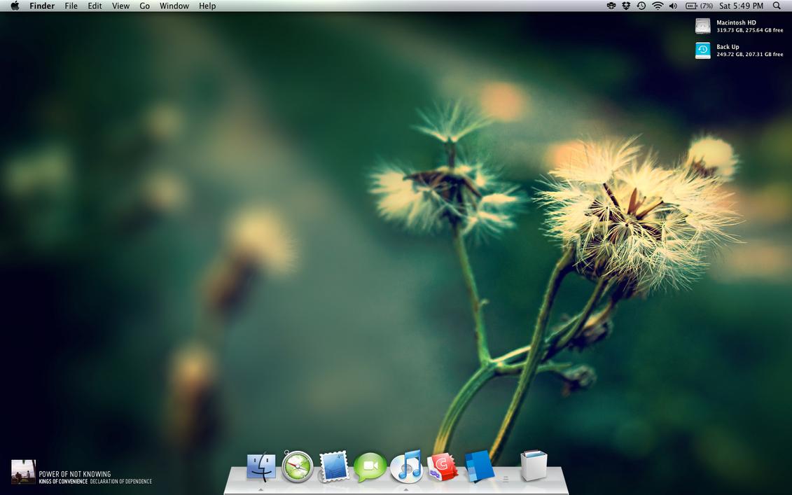January 2 Desktop Screenshot by Salehhh