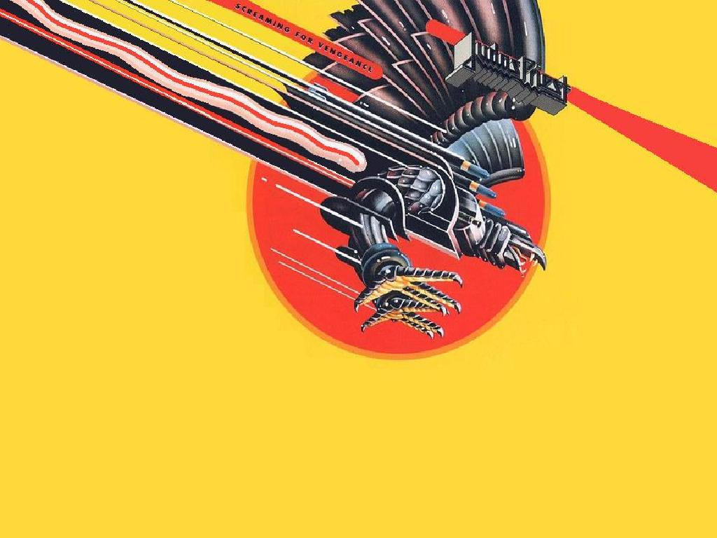Judas Priest Wallpaper By Therealchizzoink On Deviantart