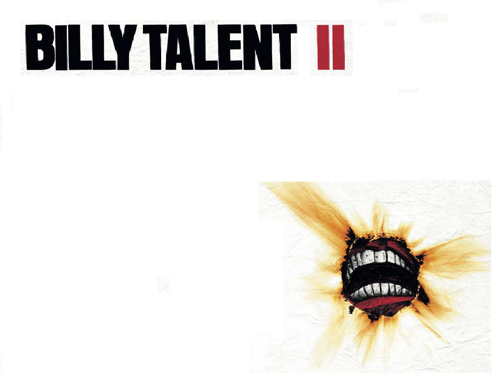 Billy Talent Ii Wallpaper By Therealchizzoink On Deviantart
