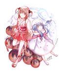 Takoyaki and Mie