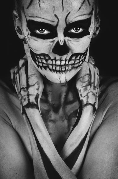 Skeleton Obscure. by equinelovex