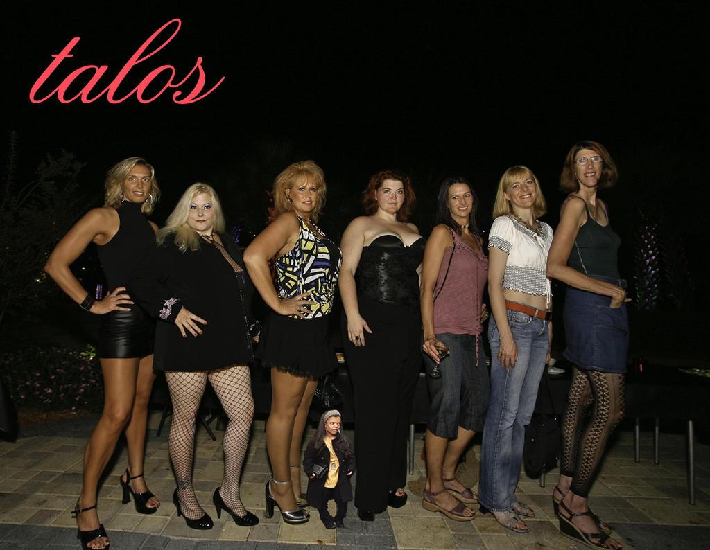 Фото карликов женщин 8 фотография