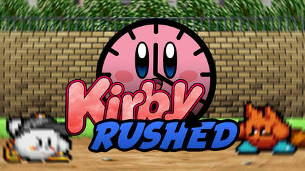 [Collab Entry] - Kirby Rushed by Rapidfir3Pho3nix