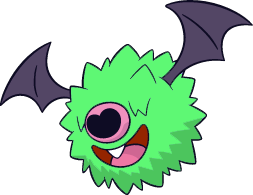 Shiny Woobat : DW Art
