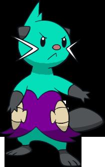 dewott pokemon shiny - photo #3