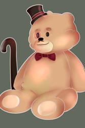 Bear Linehjgfgg by TechnoShadowCat