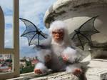 Winged Monkey (Poseable) by Sukhanov