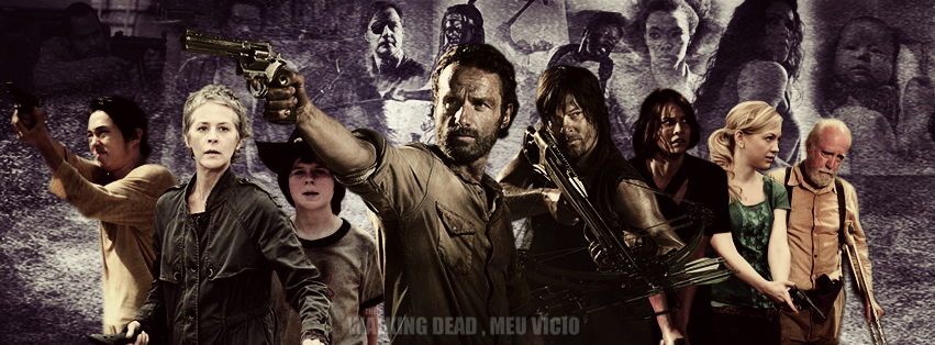 Capa Dacebook the walking dead season 4 by twdmeuvicio on DeviantArt