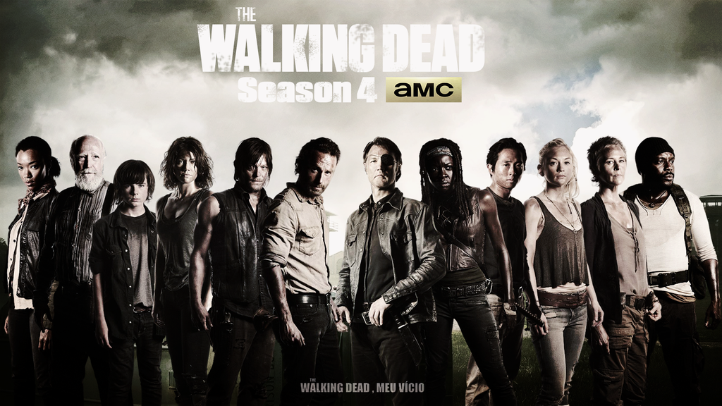 The walking dead Season 4 wallpaper papel de pared by twdmeuvicio on ...