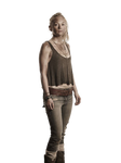 Beth season 4 The walking dead render