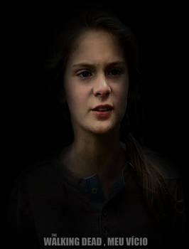 Lizzie 2014 season 4 The walking dead by twdmeuvicio