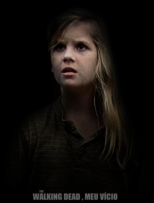 The Walking Dead Mika