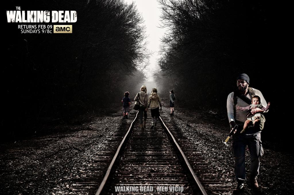 The walking dead season 4 parte 2 by twdmeuvicio on deviantart the walking dead season 4 parte 2 by twdmeuvicio voltagebd Choice Image