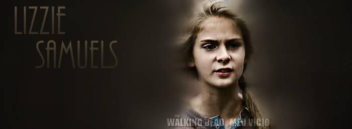 Lizzie Samuels capa para facebook The walking dead by twdmeuvicio