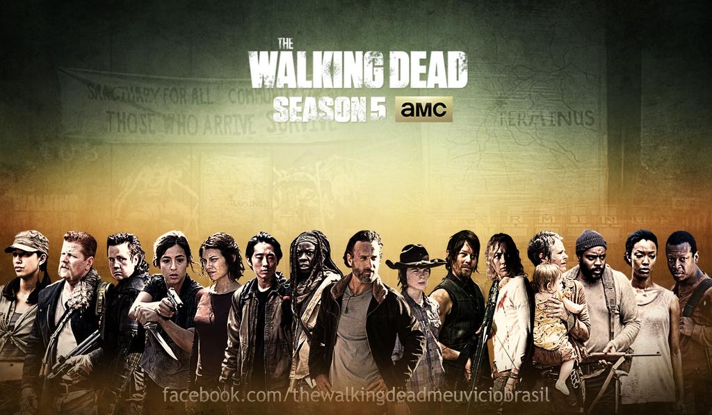 [Series] The Walking Dead The_walking_dead__season_5_by_twdmeuvicio-d7jbgz3