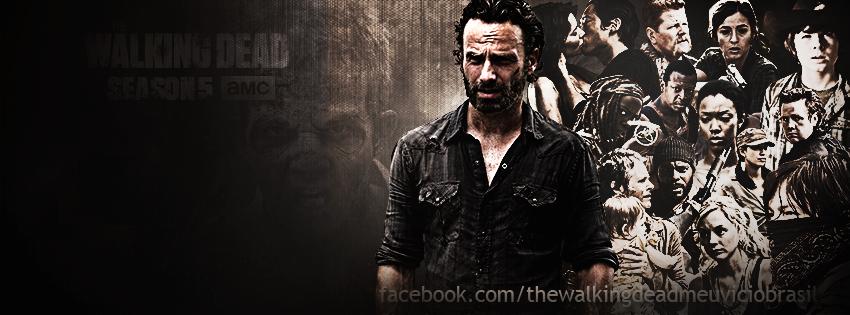 Season 5 Capa P Facebook The Walking Dead By Twdmeuvicio