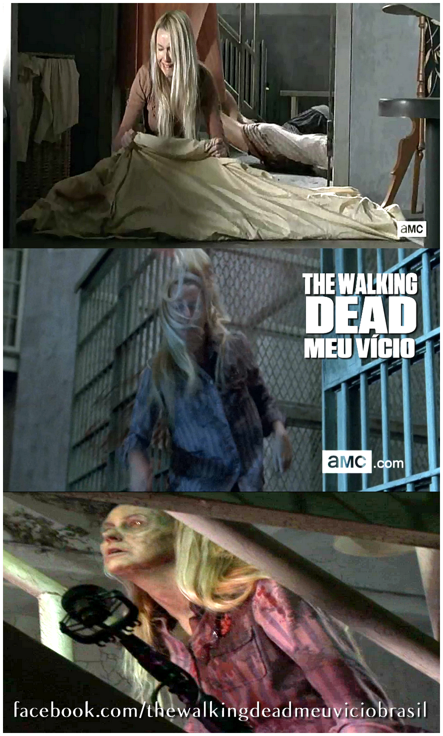 The Walking Dead Erin