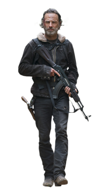 The Walking Dead T Dog Png