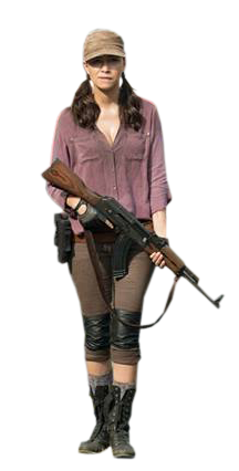 Rosita walking dead cosplay