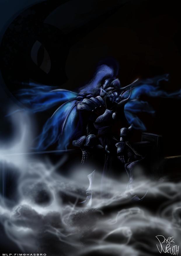 Moon Princess battleproof by DarkWraithDE