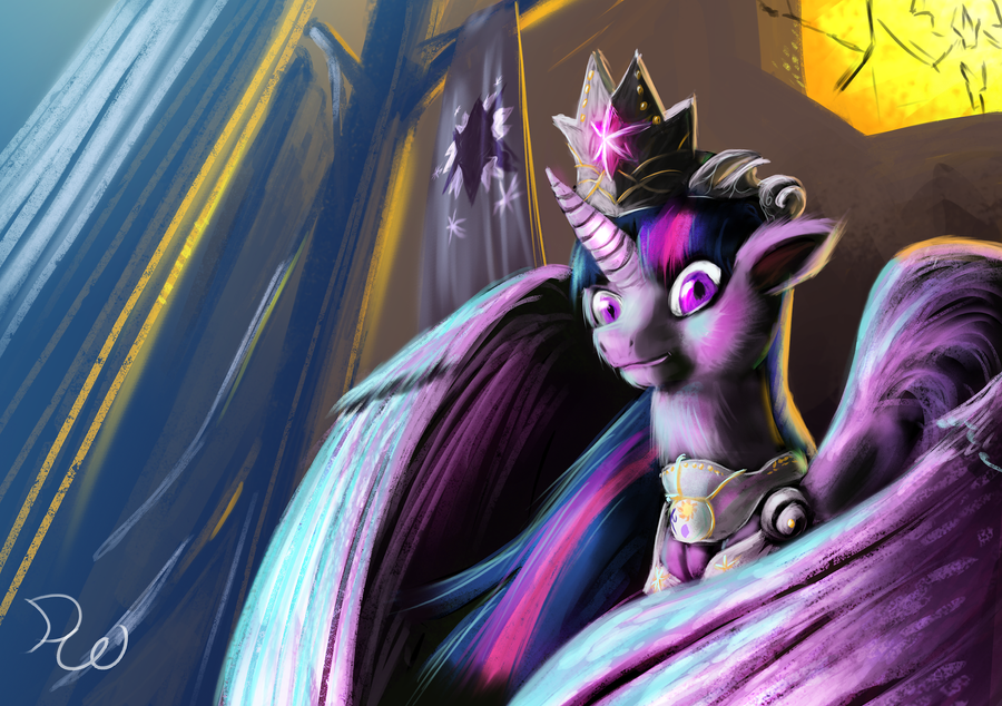 A new Princess by DarkWraithDE