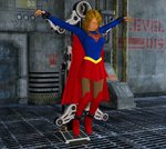 Supergirl, Left To Rot