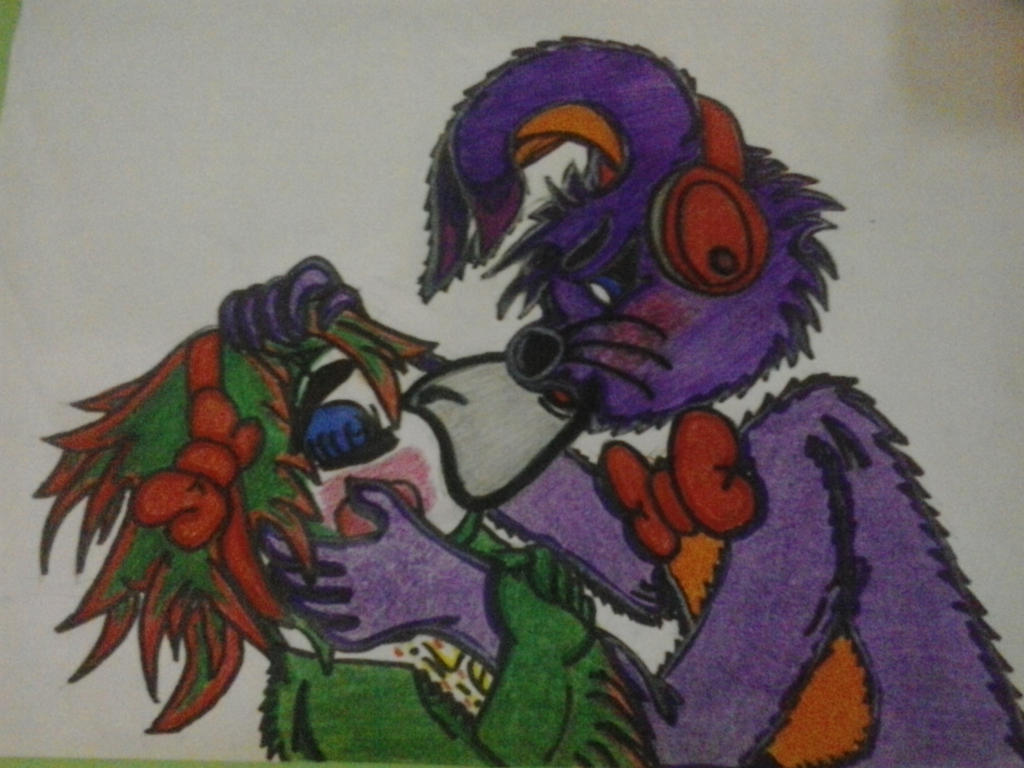 Special Friendship (Request by Selitheparrot) by Tayma2uky