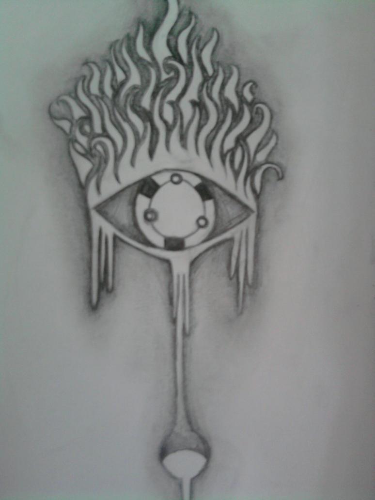 Sharingan Eye Tattoos Sharingan Eye Abstract Design
