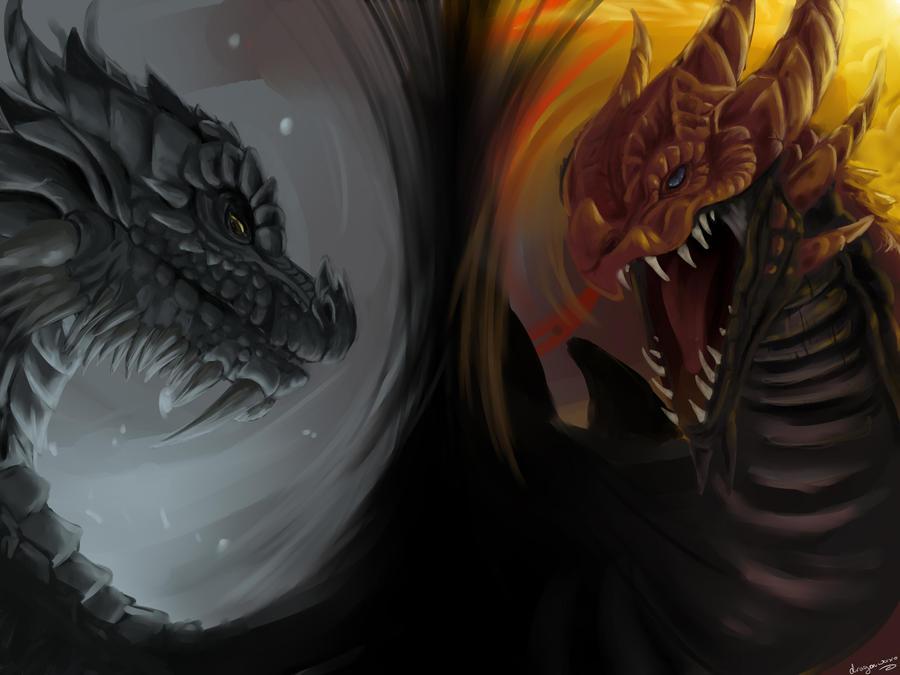 Dovahkiin!! by dragonwarsro