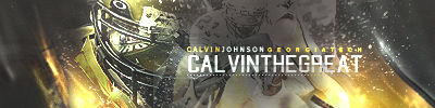 Calvin The Great.
