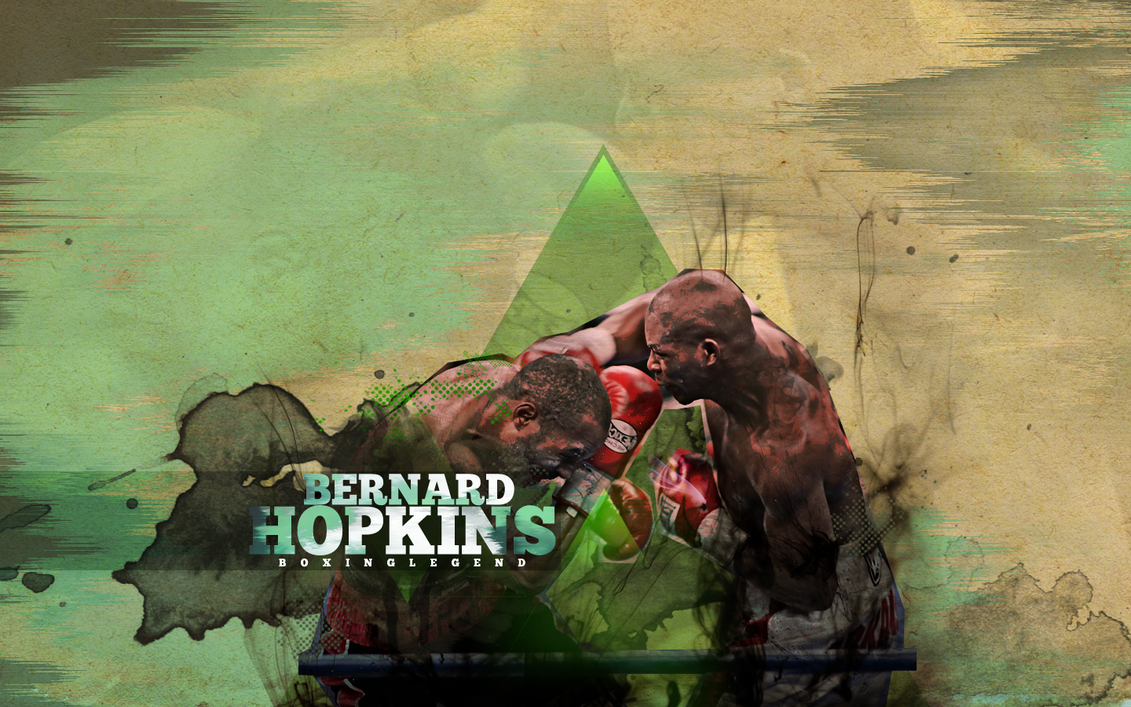 Bernard Hopkins By Deve09 On DeviantArt
