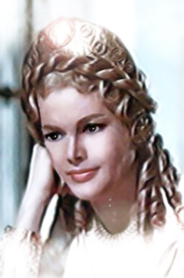 Hera_Honor Blackman